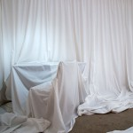 Moving, draps, cover, room, installation