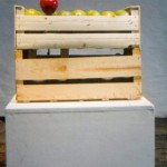 apples, adam and eve, the poisoned one, snow white, wax, sculpture, installation